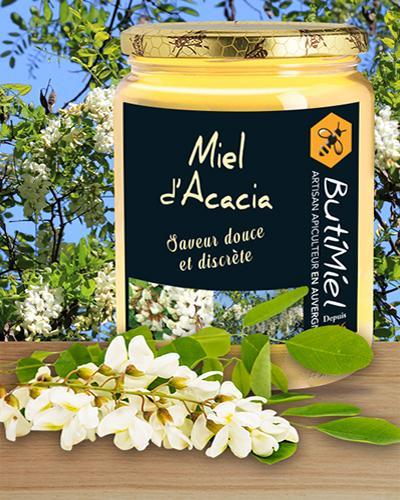 Miel d'Acacia Butimiel