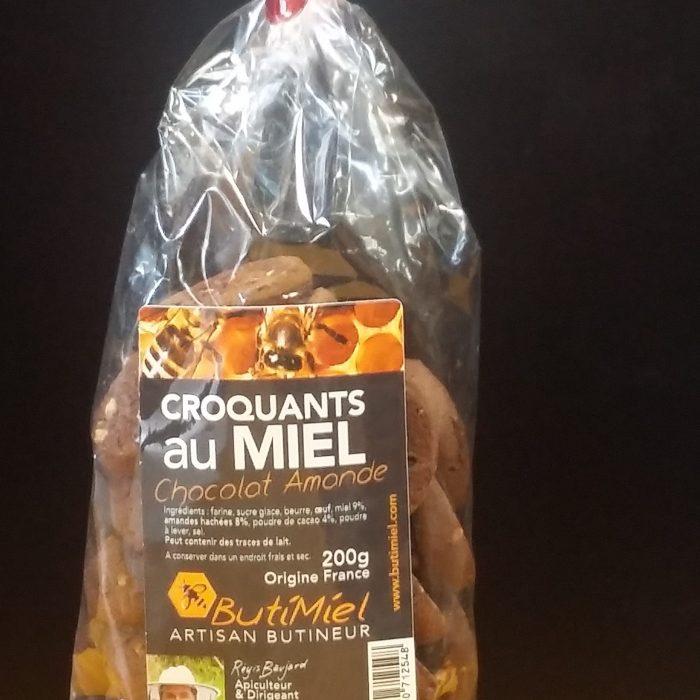 Croquants au miel Butimiel