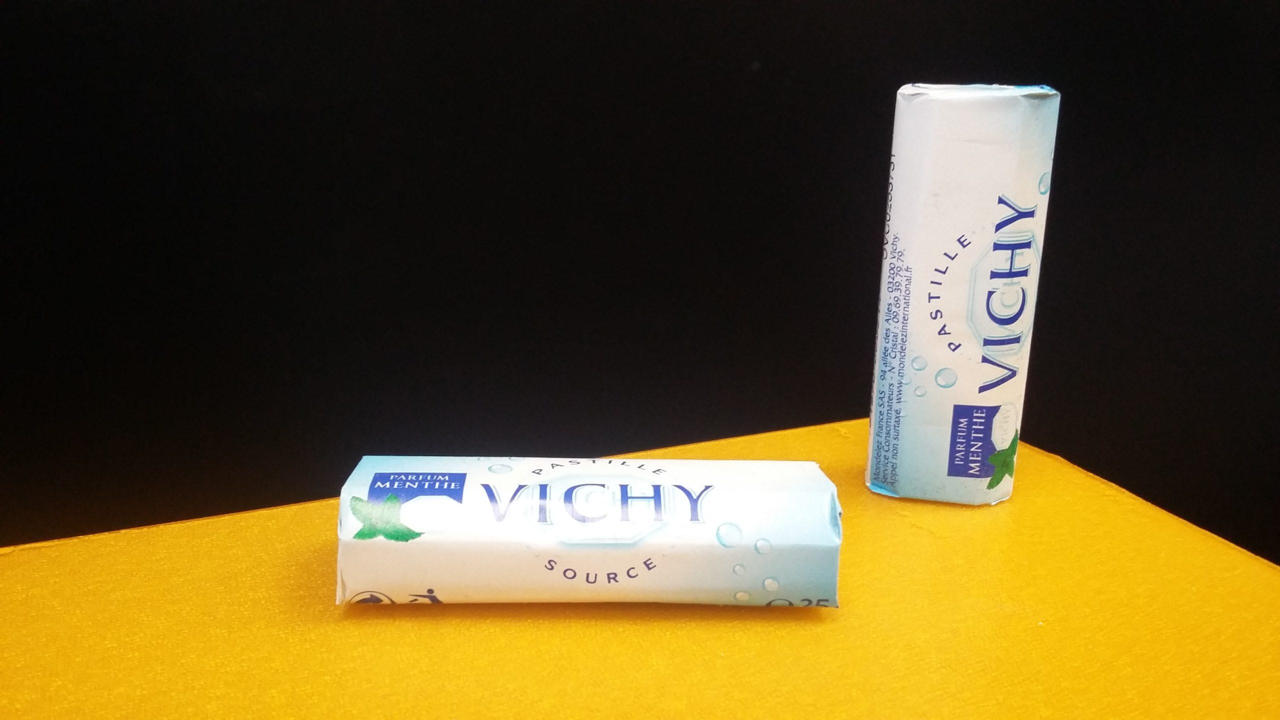 Deux paquets vichy