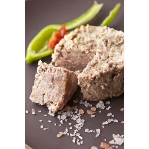 Friton porc Auvergne et gros sel
