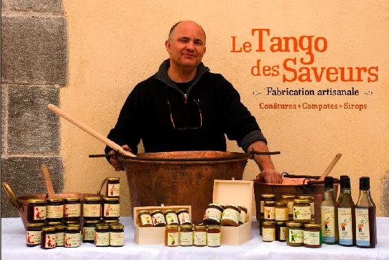 Le tango des saveurs fabrication artisanale Jean Roger