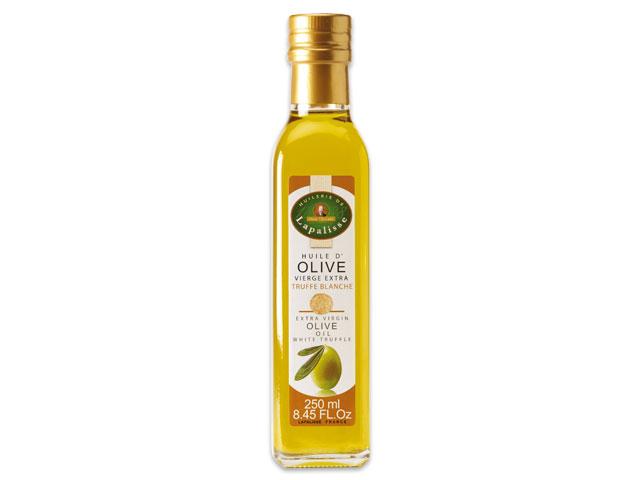 Huile d'olive truffe blanche olive Huilerie de Lapalisse