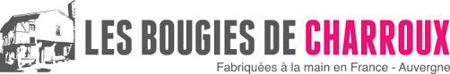 Les bougies de Charroux fabrication en France