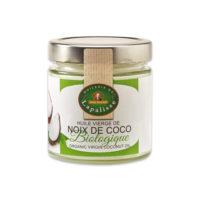 Huile vierge de noix de coco biologique