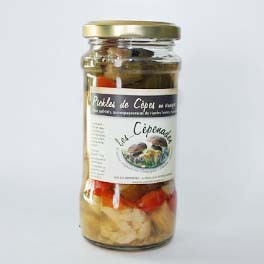 Pickles de cèpes Les cèpenades