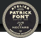 Atelier Patrick Font Jus et Nectars