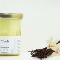 Bougie de Charroux vanille
