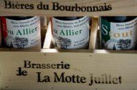 Bière Fou Allier et Stout